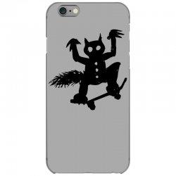 wild thing on a skateboard iPhone 6/6s Case   Artistshot