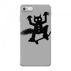wild thing on a skateboard iPhone 7 Case | Artistshot