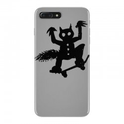 wild thing on a skateboard iPhone 7 Plus Case | Artistshot