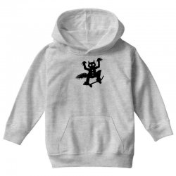 wild thing on a skateboard Youth Hoodie | Artistshot