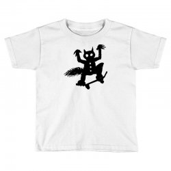 wild thing on a skateboard Toddler T-shirt | Artistshot
