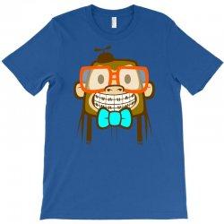 geek monkey T-Shirt | Artistshot