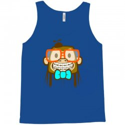 geek monkey Tank Top | Artistshot