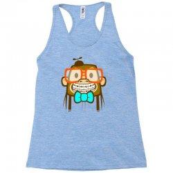 geek monkey Racerback Tank | Artistshot