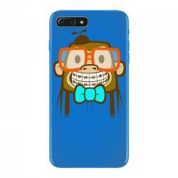 geek monkey iPhone 7 Plus Case | Artistshot