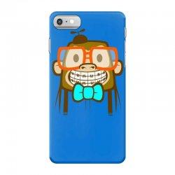 geek monkey iPhone 7 Case | Artistshot