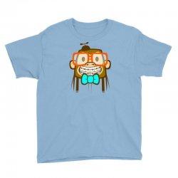 geek monkey Youth Tee | Artistshot