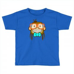 geek monkey Toddler T-shirt | Artistshot