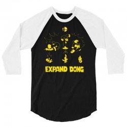 Expand Dong 3/4 Sleeve Shirt | Artistshot