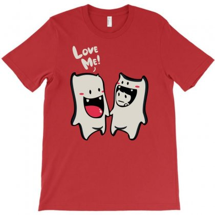 Love Me T-shirt Designed By Chilistore