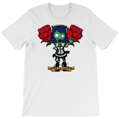 Zombie Lolita T-shirt Designed By Ditreamx