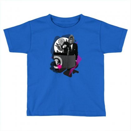 President Of The United Apes Toddler T-shirt Designed By Chilistore