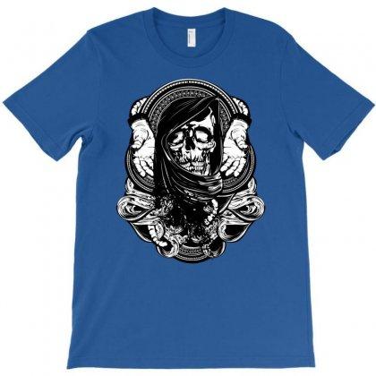 Revenge Of Skull T-shirt Designed By Chilistore