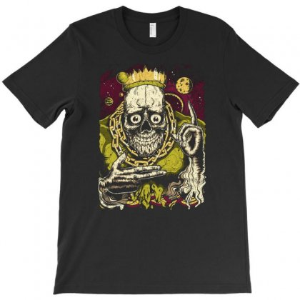 Space God T-shirt Designed By Chilistore