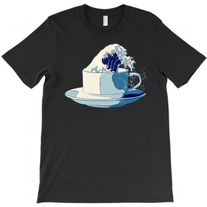Storm In A Teacup T-shirt Designed By Chilistore