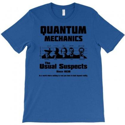 The Quantum Mechanics T-shirt Designed By Chilistore