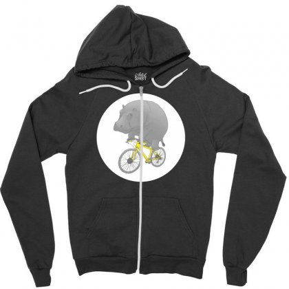 Dont Forget The Helmet Zipper Hoodie Designed By Specstore