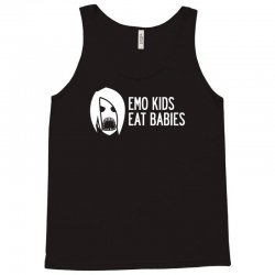 Emo Kids Eat Babies Tank Top | Artistshot