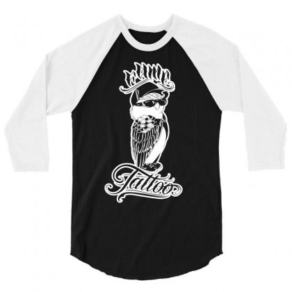 Fame Tattoo 3/4 Sleeve Shirt Designed By Specstore