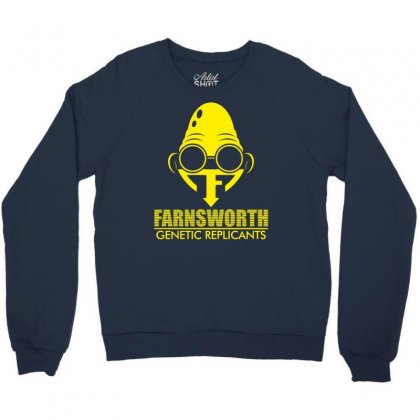 Farnsworth Genetic Replicants Crewneck Sweatshirt Designed By Specstore