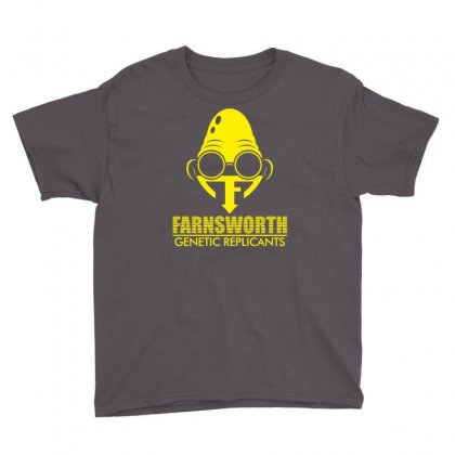Farnsworth Genetic Replicants Youth Tee Designed By Specstore