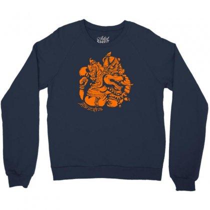 Ganesh Crewneck Sweatshirt Designed By Specstore