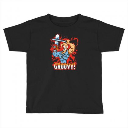 Earthworm Ash Toddler T-shirt Designed By Thesamsat