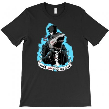 110 Special Shark T-shirt Designed By Chilistore