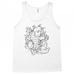 Goldfish Of Heaven Tank Top | Artistshot