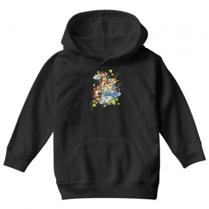 Happy Day Adventure Youth Hoodie Designed By Specstore