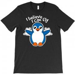 I Believe I Can Fly T-Shirt | Artistshot