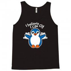 I Believe I Can Fly Tank Top | Artistshot