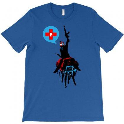 Celebratory Gunfire T-shirt Designed By Chilistore