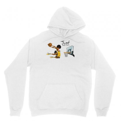 Just Dunk It Unisex Hoodie Designed By Specstore