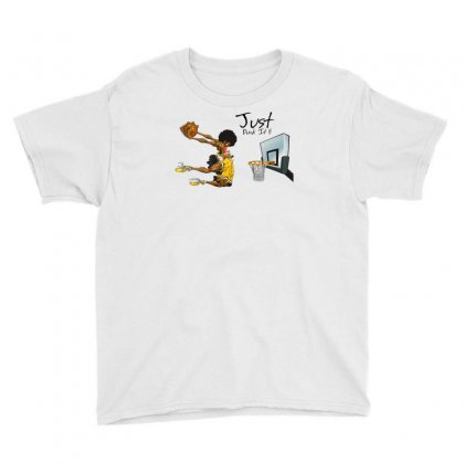 Just Dunk It Youth Tee Designed By Specstore