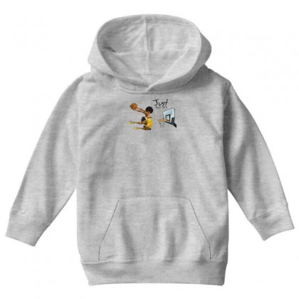 Just Dunk It Youth Hoodie Designed By Specstore