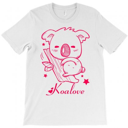 Koalove T-shirt Designed By Specstore