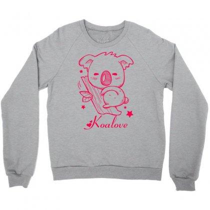 Koalove Crewneck Sweatshirt Designed By Specstore