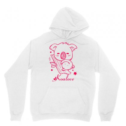 Koalove Unisex Hoodie Designed By Specstore