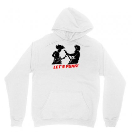 Lets Punk Unisex Hoodie Designed By Specstore
