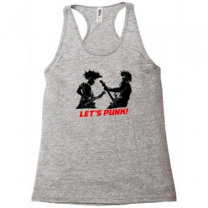 Lets Punk Racerback Tank Designed By Specstore