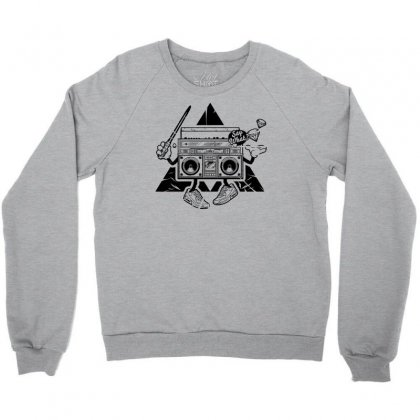 Mad Box Crewneck Sweatshirt Designed By Specstore
