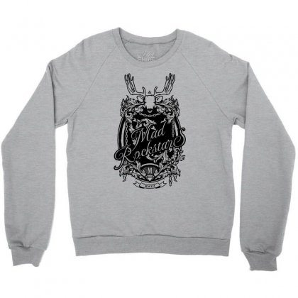 Mad Rockstar Myth Crewneck Sweatshirt Designed By Specstore