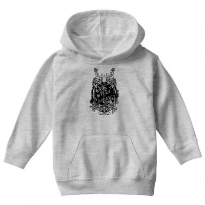 Mad Rockstar Myth Youth Hoodie Designed By Specstore
