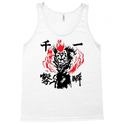 Raging Demon Tank Top Designed By Specstore