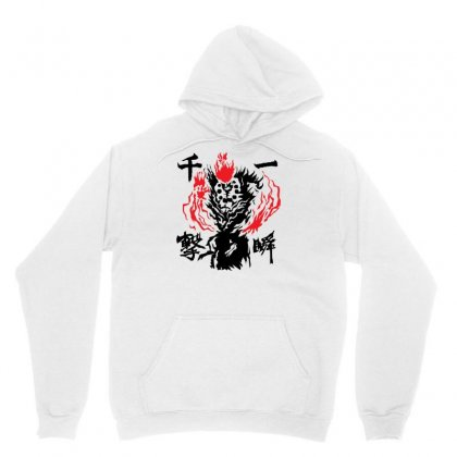 Raging Demon Unisex Hoodie Designed By Specstore