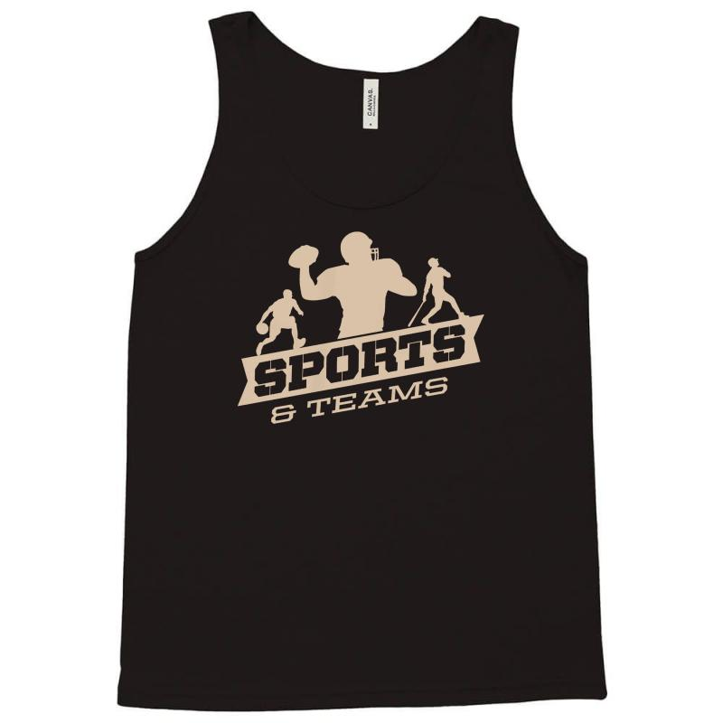 Sports And Teams Tank Top | Artistshot