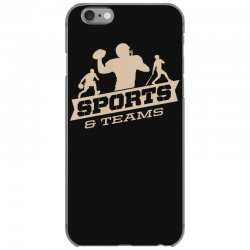 sports and teams iPhone 6/6s Case | Artistshot