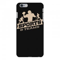 sports and teams iPhone 6 Plus/6s Plus Case | Artistshot