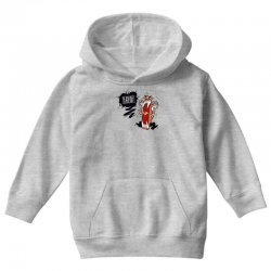 Angry Boss Screaming Deadline Youth Hoodie | Artistshot